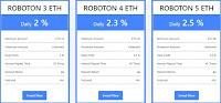 Инвестиционные планы FxRoboton 4