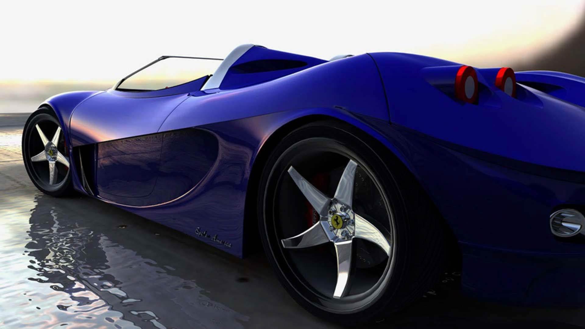Wallpaper: Ferrari Cars HD Wallpapers
