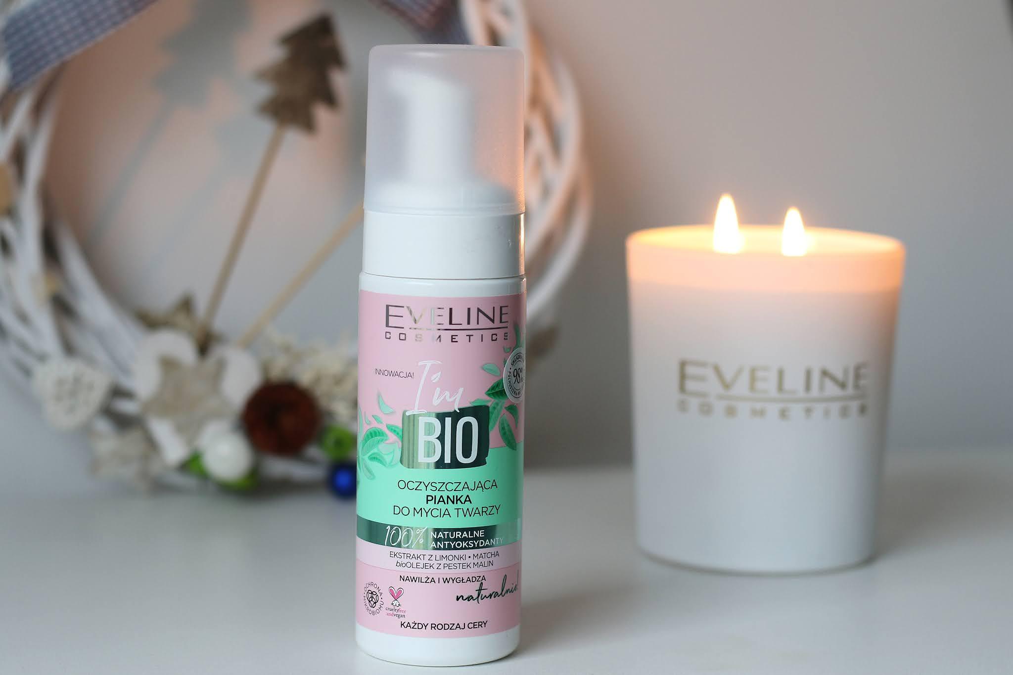 eveline cosmetics bio pianka
