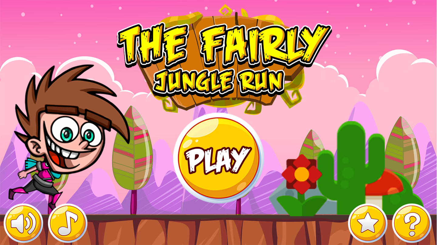 Download The Fairly Jungle Run : FREE