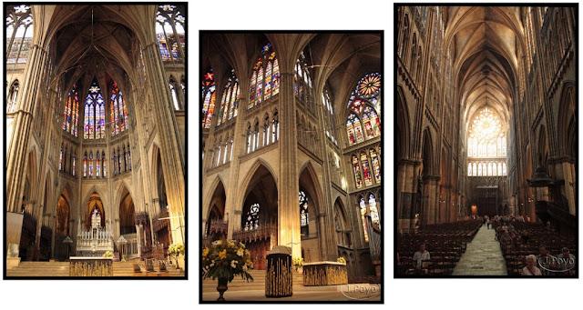 Catedral Saint-Étienne, Metz