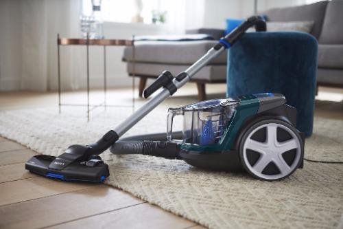 Philips stofzuiger hoogpolig tapijt