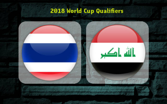 Thailand vs Iraq Full Match & Highlights 31 August 2017