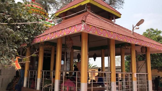 Sri Sri Sankat Mochan Mahavir Temple Tantamundia, Jariput, Khordha