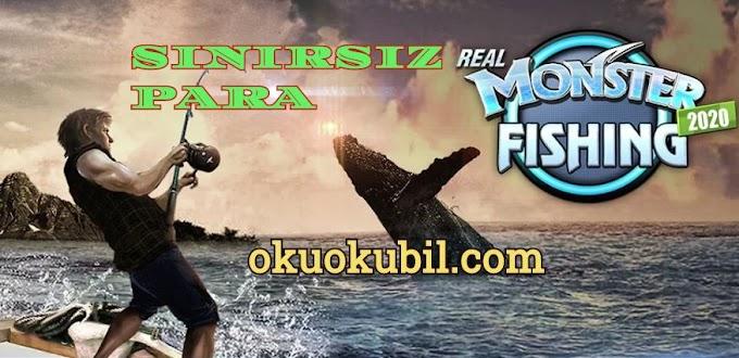 Monster Fishing 0.1.159 Otomatik Balık Avı Sınırsız Para Apk + Mod 2020