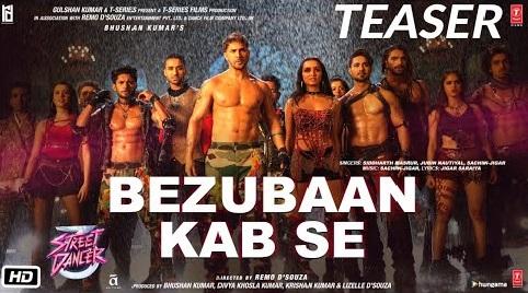 bezubaan-kab-se-lyrics-in-hindi-street-dancer-3d