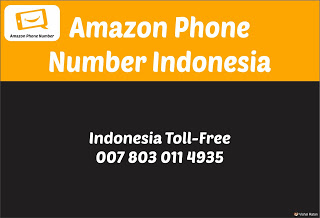 Amazon Phone Number Indonesia