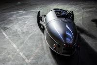 Morgan EV3 Pre-Production (2016) Rear