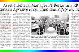 Asset 4 General Manager of PT Pertamina EP