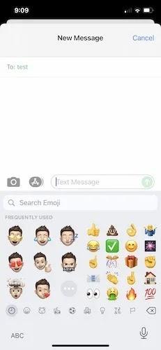 كل شيء يعرف Ios Keyboard Emoji Search