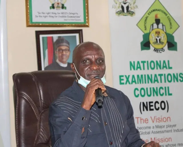 Buhari Appoints Professor Godswill Obioma as New NECO Registrar