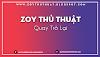 Chào mừng Zoy Thủ Thuật Blog quay trở lại Blogspot !