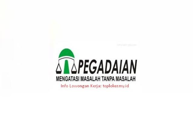 Lowongan Kerja PT Pegadaian Terbaru April 2021