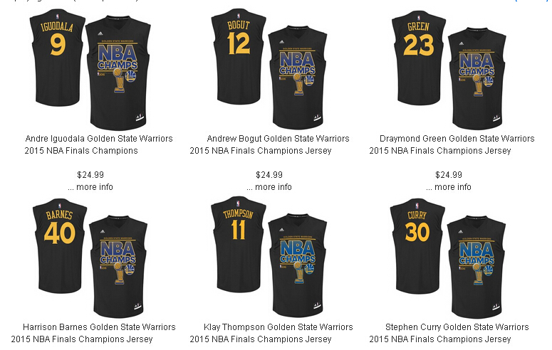 reputable site 8bbf6 9f4af Warriors Finals Jerseys - Buy Warriors Champions Jerseys ...