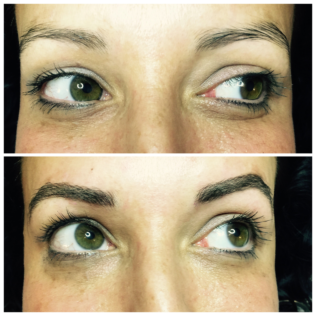 Cdbrows By Christopher Microblading Eyebrow Embroidery And Hairstrokes