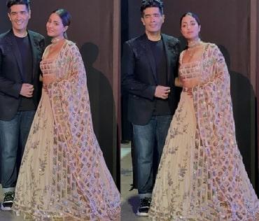Hina Khan के न्यू लहंगा डिजाइन