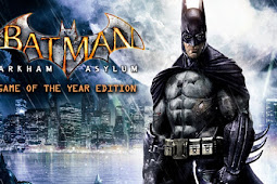 Batman Arkham Asylum GOTY Repack [2.56 GB] PC