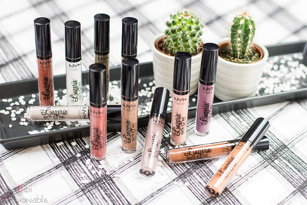 NYX Cosmetics Lid Lingerie Matte Eye Tint Titelbild