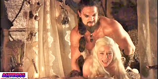 Emilia Clarke all sex scene - Gane of Thrones (2019) HD 720p