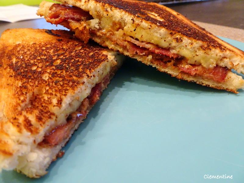 Le Blog De Clementine Le Sandwich Prefere D Elvis Presley