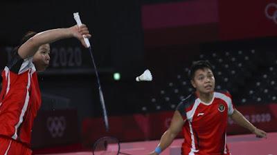 Kejutan Ganda Putri Indonesia Greysia-Apriyani, Tembus Final Olimpiade Tokyo 2020