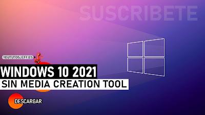 descargar windows 10 2021