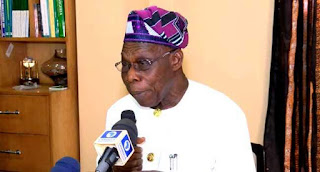 INEC Not Ready For 2019 Elections - Obasanjo