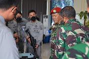 Tingkatkan Kualitas Special Response Team ( SRT ) Bakamla RI Gelar Latihan Manuver RHIB Dan UBSS
