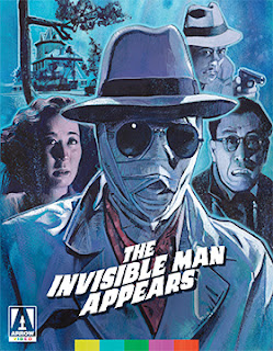Arrow Video Selects Mar. 16 For The Blu-ray Debut Of The Invisible Man Appears