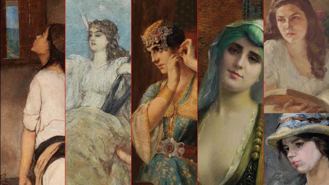 «Ο ζωγράφος Νικόλαος Γύζης: η ζωή, το έργο και η εποχή του» στην Εθνική Πινακοθήκη Ναυπλίου