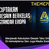 THEMEPEDIA template desain grafis kualitas Eropa yang berbasis powerpoint