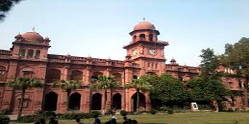 University of the Punjab Lahore