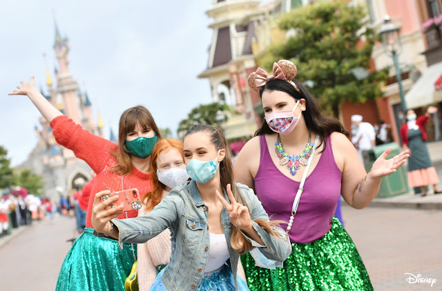 Disneyland Paris Reopening July 15 there is no magic without you