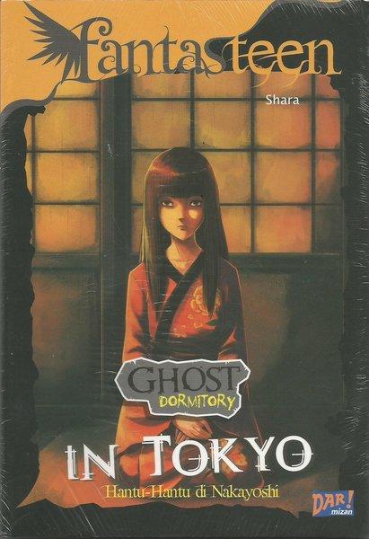 sinopsis ghost dormitory in tokyo