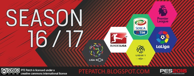 PES 2016 PTE Patch 6.0 AIO Final Version