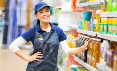 Empleo para Auxiliar de Tienda