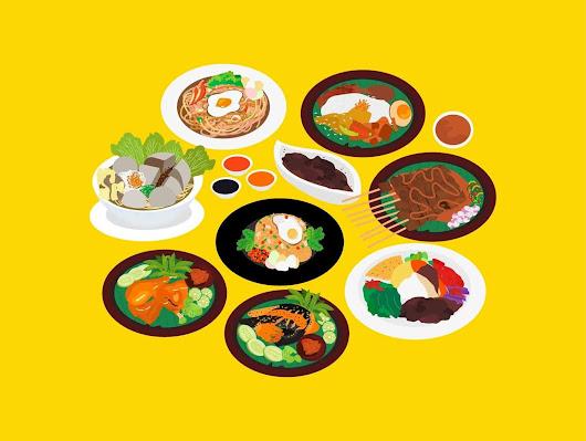 bisnis kuliner di gofood dan grabfood