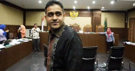 Breakingnews Kasus Korupsi Hambalang, Nazarudin Bebas