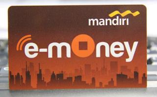 e-money dan perkembangannya