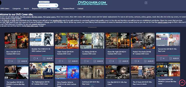 Crap Site DVD Cover
