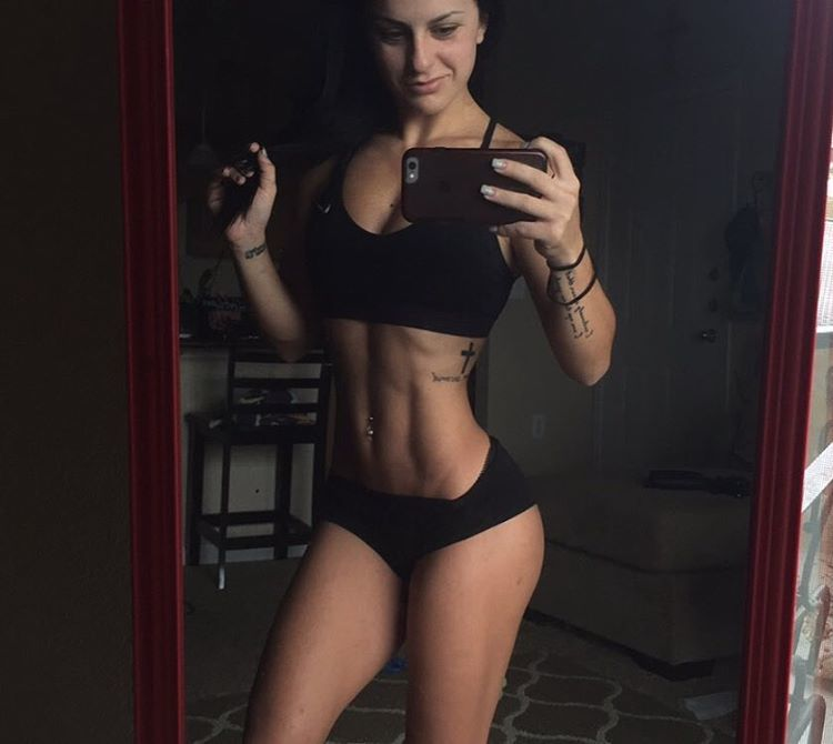 Fitness Model Taylor Vertucci