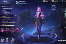 Guide Selena Mobile Legends, Hero Assassin dengan Wujud Monster Mematikan