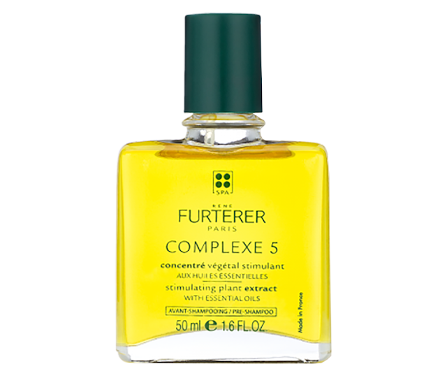 René Furterer Complexe 5 Detoxing Oil - زيت تغذية الشعر