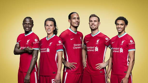 Liverpool FC embarks on a journey with Expedia