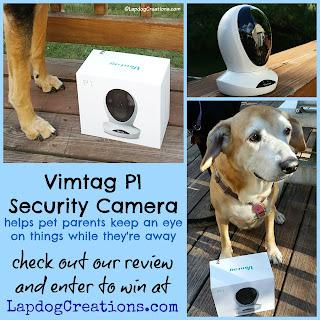 Vimtag security camera giveaway