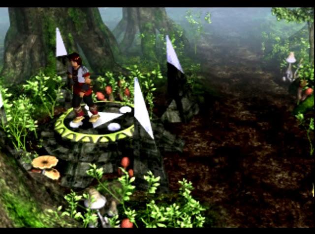 Jade Cocoon - La Leyenda de Tamamayu - Captura 3