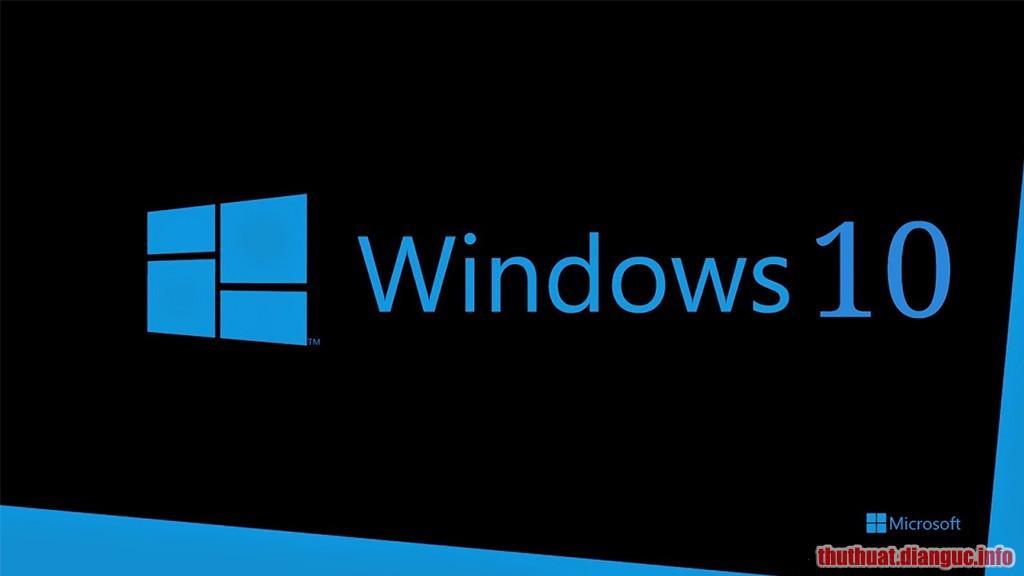 Download Windows 10 Version 1903 phiên bản chính thức từ Microsoft Link Google Drive