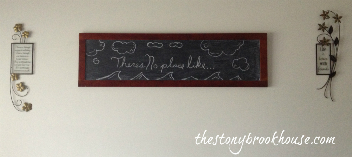Chalkboard Decor