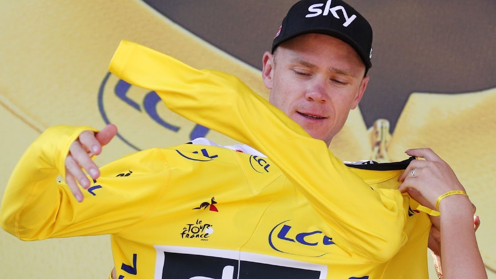 CHRIS FROOME 8