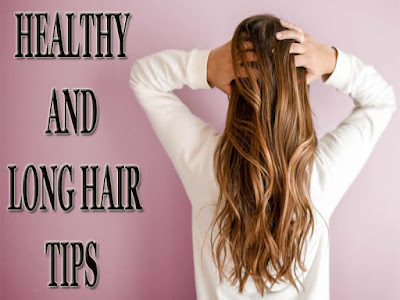 long hair tips